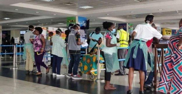 Coronavirus, Uganda returns home with 22 european countries: they refused to quarantine