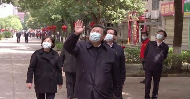Coronavirus, Xi Jinping in Wuhan you assemble the victory: the region ready for the reopening