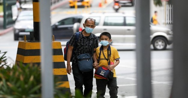 Coronavirus, children are susceptible as adults
