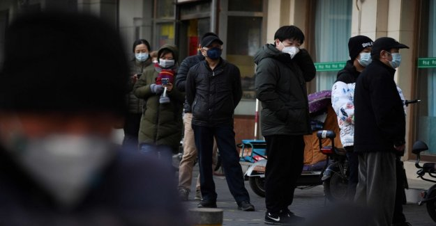 Coronavirus, facial recognition with the mask. In China, it becomes possible to