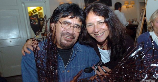 Coronavirus, infected, Luis Sepúlveda and his wife, the writer in the hospital in Spain