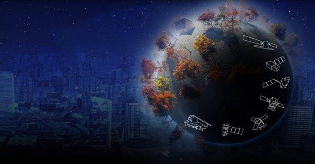 Coronavirus spatial technologies to combat the epidemic