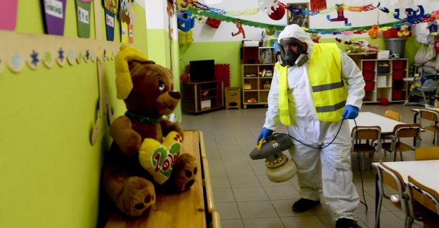 Coronavirus, the scientific committee: ineffective to close the schools for prevention