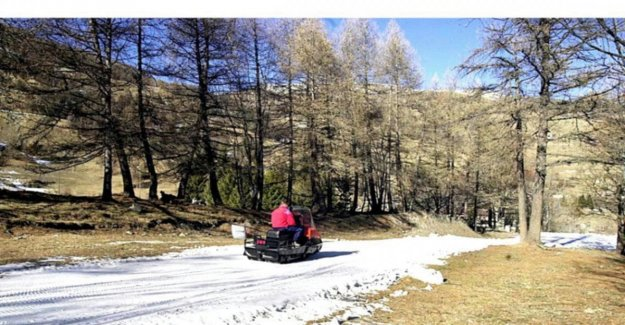 Creepy winters and warm: From the Piedmont of the Sila, those useless ski lift without the snow