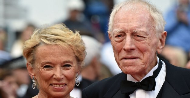 Died, Max von Sydow, the Knight of 'the Seventh seal'