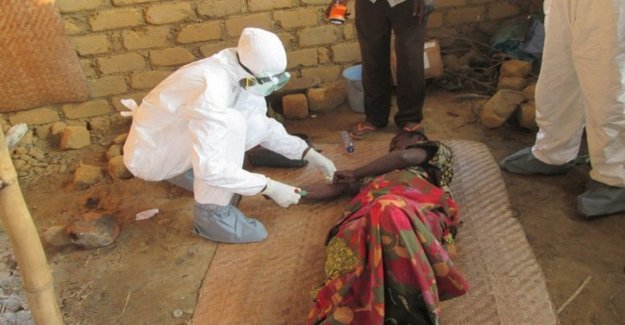 Ebola, so private investors are capitalizing on the epidemic in the Democratic Republic of the Congo, and not only