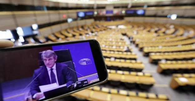 European parliament attendance record of the session in the video link. The M5S and the Pd: The League blocks the urgency procedure