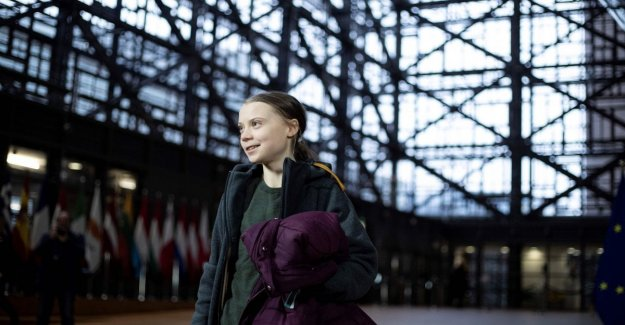Greta Thunberg to the Eu: Good efforts on the climate, but there is no sense of urgency