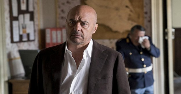 Il commissario Montalbano is back on tv with a missed yellow 'abnormal': 'network protection'
