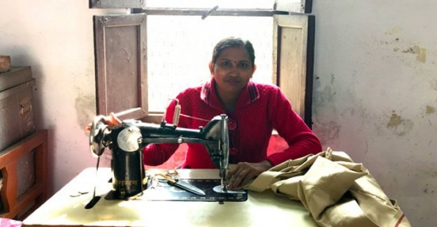 India, the story of Monita: when the microcredit undermines ties with oppressive and subordinates