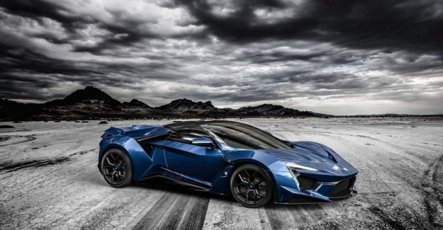 Inexhaustible desire of a supercar: Dubai was founded a new factory of the W Motors