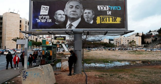 Israel to vote for the third time in a year: poll will be another head-to-head