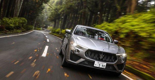 Maserati Levante Trophy: The Suv had a dream to become a supercar