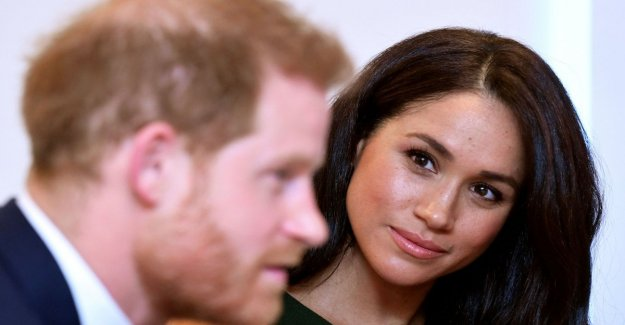 Meghan got a job: the duchess, who is the narrator of a documentary Disney