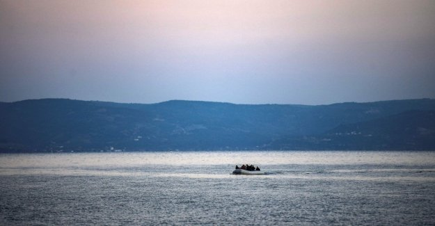 Migrants: dies the child in an attempt landing in Lesvos