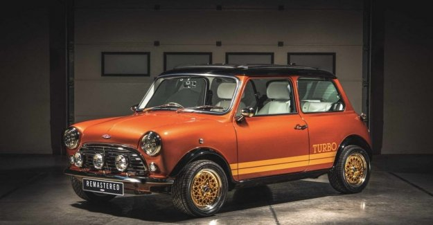 More than 100 thousand euros for the Mini the most chic of the world