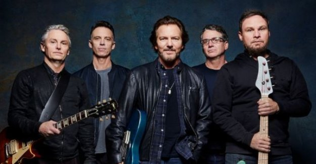 Pearl Jam, here is 'Gigaton', the new album that plunges into the past to look to the future