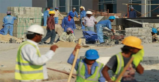 Qatar, explodes the coronavirus among migrant workers: hundreds of positive cases in the industrial area of Doha