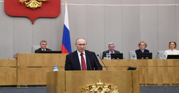 Russia, the new constitutional amendment would allow Putin to remain in power until 2036