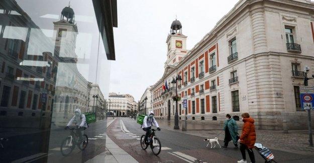 Spain: Mascarilla-19, the medicine to escape the violence macho