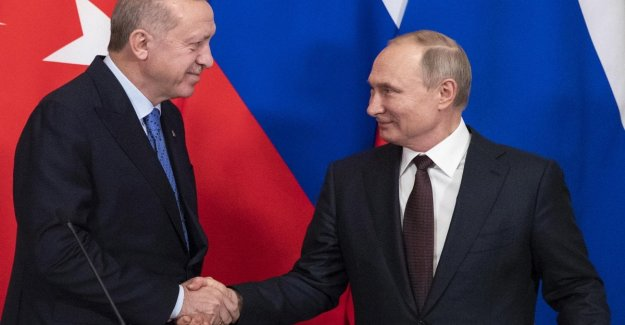 Syria, Putin and Erdogan agree on a cease-fire