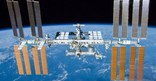 Ten days 'holiday' on the Iss. Soon the first private missions