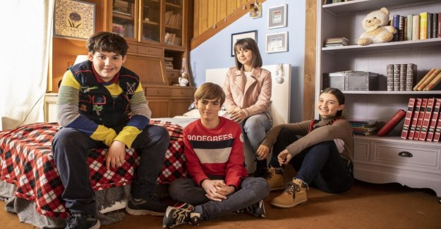 'The knights of Castelcorvo', between 'Stranger Things' and 'Hansel and Gretel' the new Italian series for boys