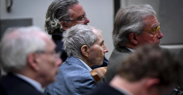 The new process against the millionaire Durst: the nails, the last episode of a tv series
