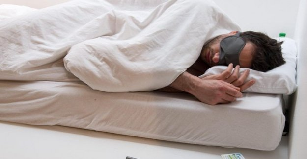 The sleep that there is. On Health in newsstand
