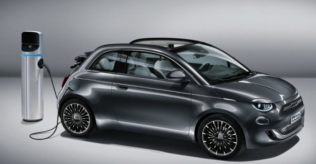 The turning point of the green Fiat: Comes the 500 electric