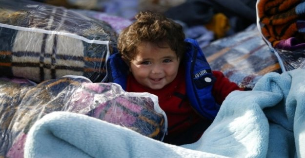 Turkey, money in cash to the WFP and the European Union for the syrian refugees, to save them from absolute poverty