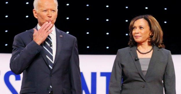 Usa 2020: Kamala Harris endorses Joe Biden, Jackson for Sanders