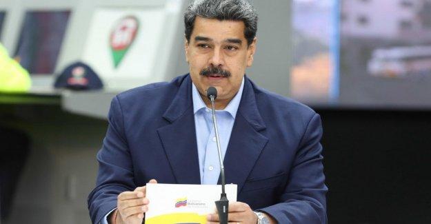 Venezuela's Maduro to the women: Do you're children