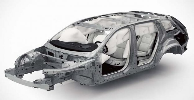 Volvo Cars, more safety for everyone