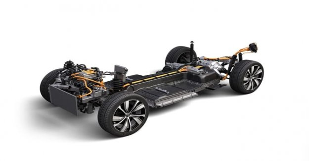Volvo, continuing the race to electric