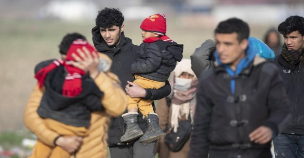 We, the citizens of Europe. Without the right of asylum is no longer there, the Union