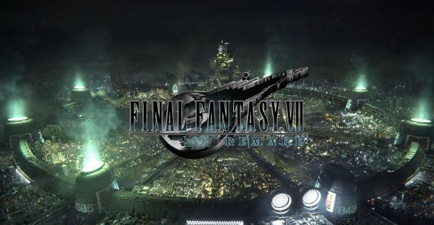 Welcome back Final Fantasy (VII): nostalgia on the console has never been so spectacular