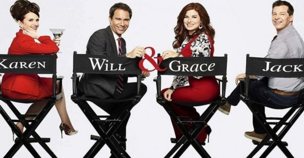 'Will & Grace', the return in the was Trump. McCormack: right Now is worse than ever