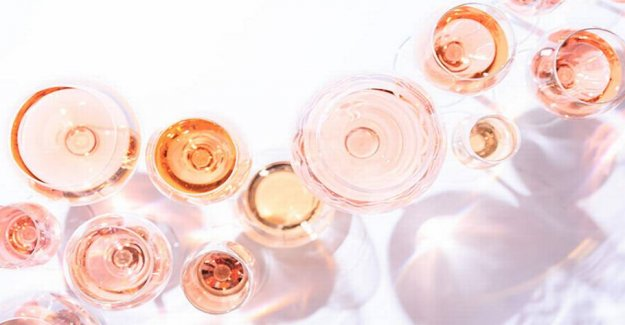 10 good rosé wines right now