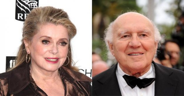 A man that I could love : Catherine Deneuve, tells his Michel Piccoli