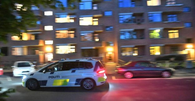 A young man fell from the third floor: One person arrested