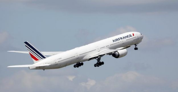 Air France: the offer on domestic flights will melt to 40% by 2021