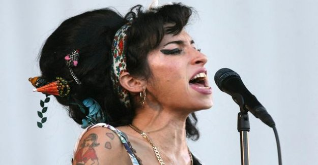 Amy Winehouse : a biopic on the rails according to the father of the singer