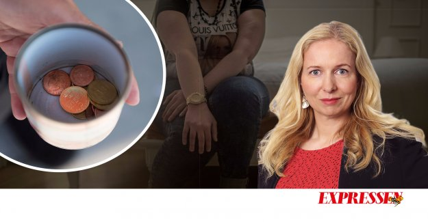 Anna DahlbergVarför you can see the use behind the purchase of sexual services, but not many?