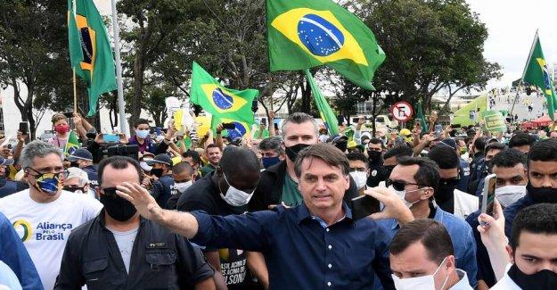 Brazilian mayor chastises Bolsonaros coronaindsats