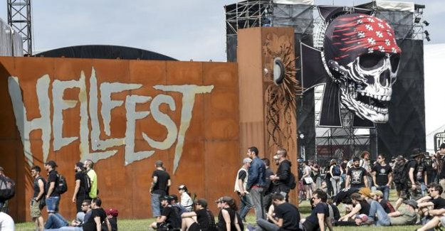 Despite its cancellation, the Hellfest harvest 195.000 euros for the CHU of Nantes