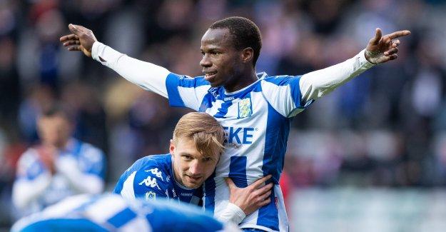 Details: Ajax and FCK up in the pursuit of jättelöftet