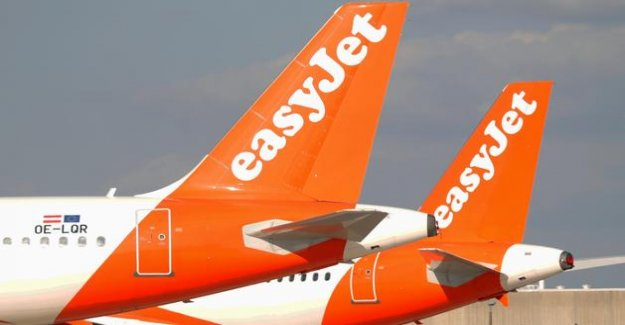 EasyJet announces the removal of nearly a third of its workforce