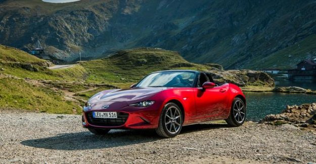 Four convertibles at a low price to escape