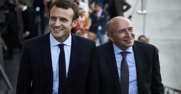 From friendship to betrayal... How the relationship between Macron and Collomb torn